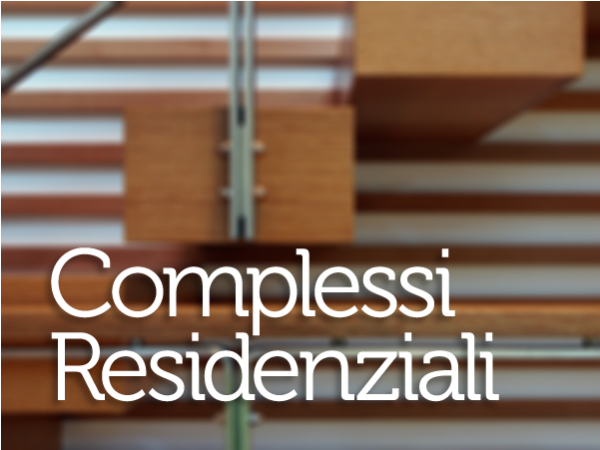 Complessi residenziali